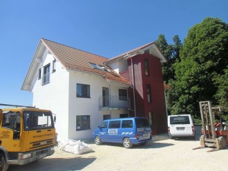 Ferienhof Lohr Neubau