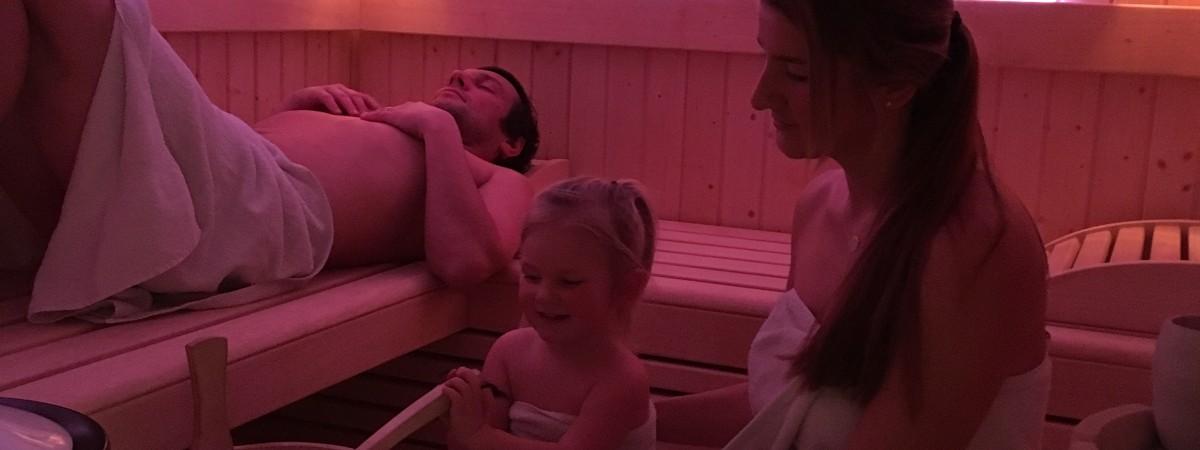 Sauna Ferienhof Lohr