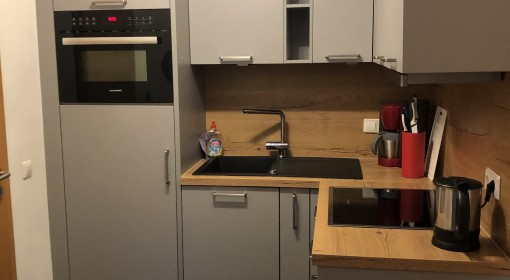 Rotkelchen Küche Ferienhof Lohr